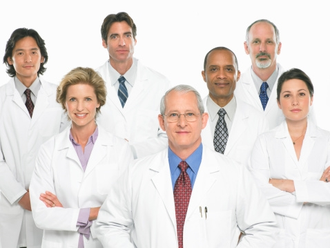 group doctor